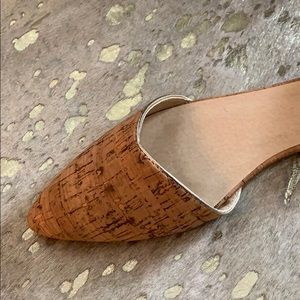 Francesca's Collections Shoes - NWOT • faux cork flats